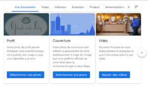 photos google my business