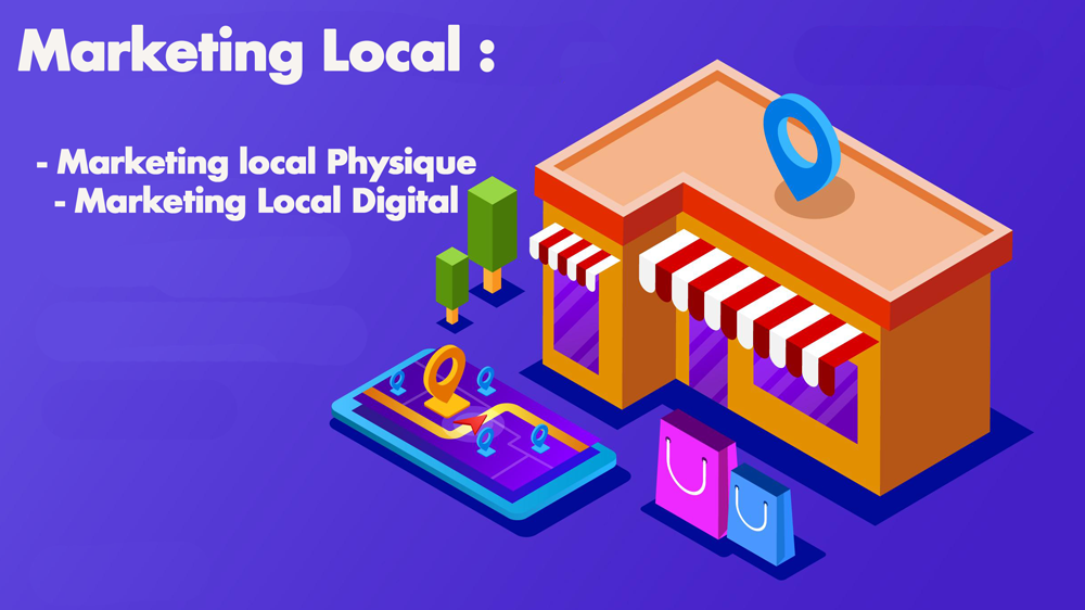 Markeing local digital